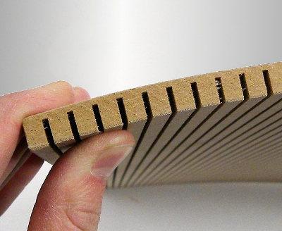 Технология изготовления гнутых фасадов