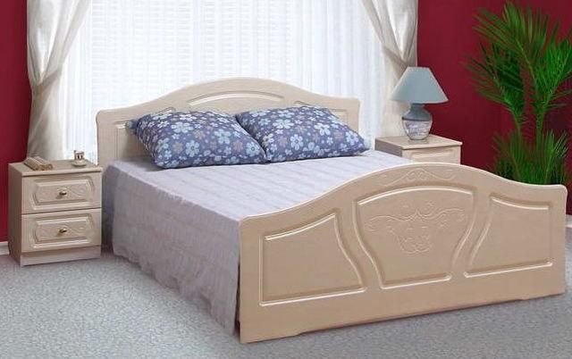 Кровать мдф своими руками